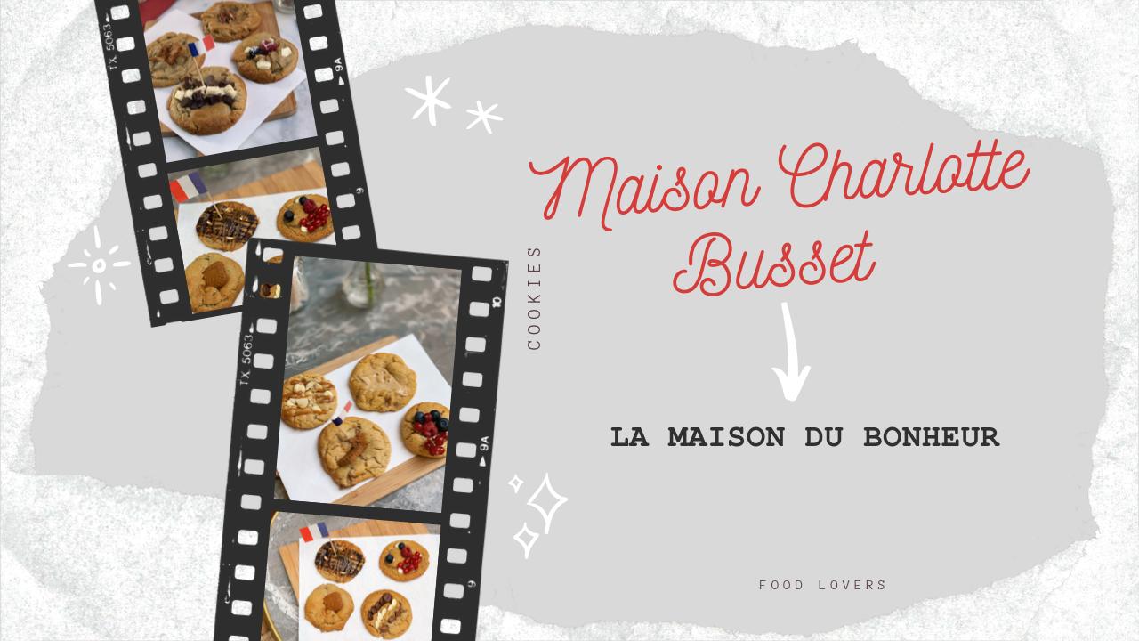 MAISON CHARLOTTE BUSSET – La maison du bonheur