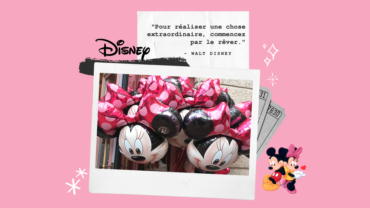 DISNEYLANDPARIS – #Leparadis