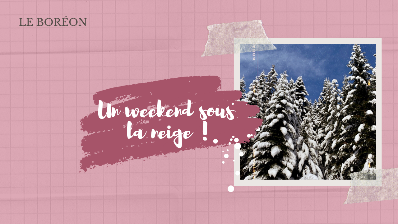 BORÉON – Un week-end à la montagne