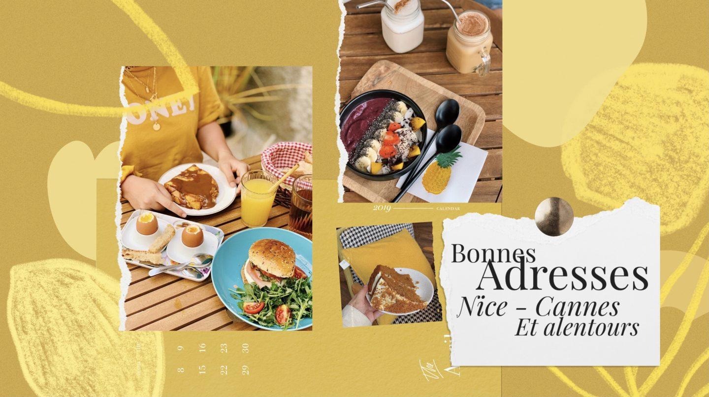 CÔTE D'AZUR – On mange où ?